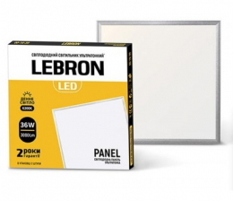 Світильник LED Lebron L- PS-UP-36W 6200K