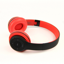 Навушники Havit HV-H2575BT Red-Black