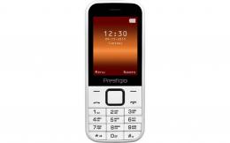 Мобільний телефон Prestigio Wize G1 1243 Dual Sim White