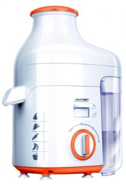 Соковижималка MPM MSO-03 White Orange