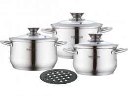 Набор посуды Bohmann BH 0114