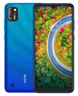 Смартфон Tecno POP 4 Pro BC3 Vacation Blue