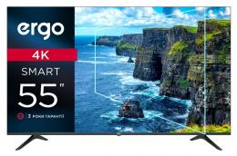Smart телевізор Ergo 55DUS8000