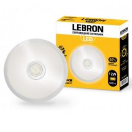 Светильник LED Lebron L-WLR-S-1241 12W 4100K