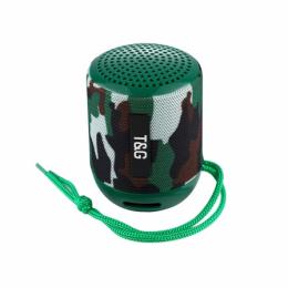 Портативная колонка Bluetooth T&G TG-129 Camouflage