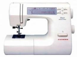 Швейна машина Janome Decor Exel 5024