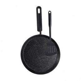Сковорідка для млинців з лопаткою Wellberg WB-9706