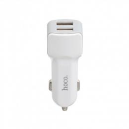 Зарядний пристрій HOCO Z23 2USB + кабель Lightning
