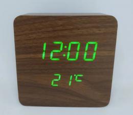 Часы VST-872-4 brown