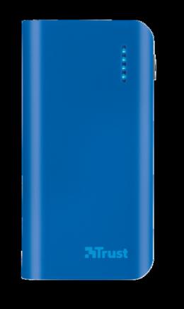 Зовнішній акумулятор Trust Primo 4400 Blue