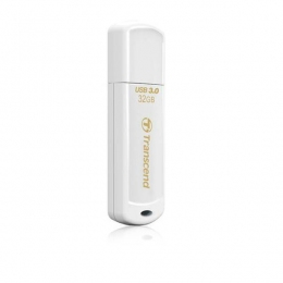 USB-флеш-накопитель Transcend JetFlash 730 32 Gb USB 3.0 White