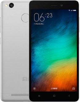 Смартфон Xiaomi Redmi 3S 16Gb Grey