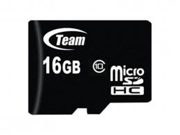 Карта пам'яті Team MicroSDHC 16GB Class 10 (TUSDH16GCL1002)