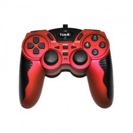 Геймпад Havit HV-G82 USB+PS2+PS3 red