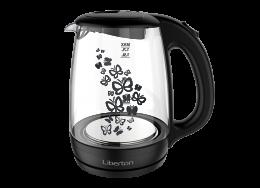 Чайник Liberton LEK-1703 Black