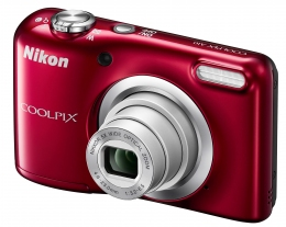 Фотоапарат Nikon Coolpix A10 Red