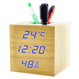 Часы VST-878S-5 beige