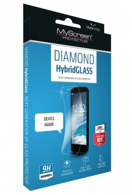Захисне скло MyScreen Diamond HybridGLASS для Lenovo A328