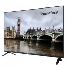 Smart телевизор Grunhelm GT9HDFL32-GA2 Frameless Voice Control