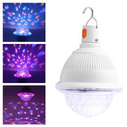 Лазер Lux CY-6742 UFO Bluetooth crystal magic ball