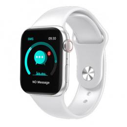 Смарт-часы Smart Watch FK100 Aluminium white