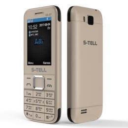 Мобільний телефон S-Tell S3-07 Gold