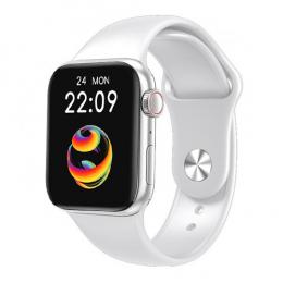 Смарт-годинник Smart Watch Series 6 HX68 44mm Aluminium White