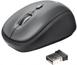 Миша Trust YVI Wireless Mini Mouse Black (18519)