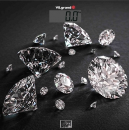 Вага підлогова Vilgrand VFS-1830 Diamonds