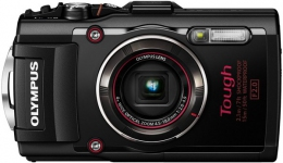 Фотоапарат OLYMPUS TG-4 Black