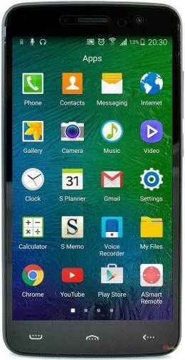 Смартфон HomTom HT17 Blue