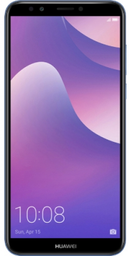 Смартфон Huawei Y7 2018 Prime Blue
