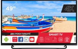 Smart телевизор Ergo 49CU6500AK