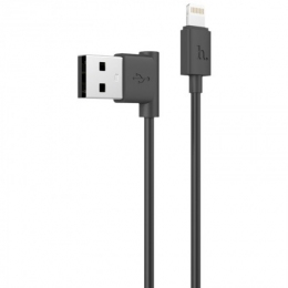 USB кабель Hoco UPL11 L SHARE Lightning-USB Black