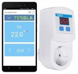 Терморегулятор Tessla TRW WiFi