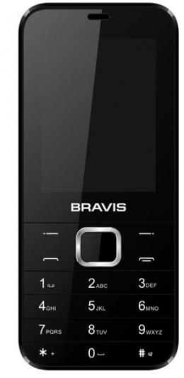 Мобільний телефон Bravis Blade F241 Black