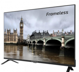 Smart телевізор Grunhelm GT9FHDFLSB43-GA