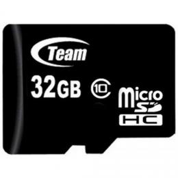 Карта пам'яті Team microSDHC 32 Gb Class 10