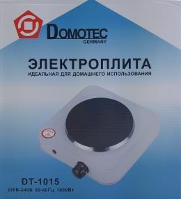 Електрична плитка Domotec DT-1015