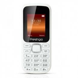 Мобільний телефон Prestigio PFP1183 Wize F1 White