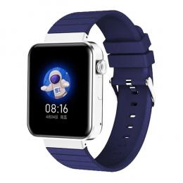 Смарт-часы Smart Watch Mi5 pro Sim card Camera Blue